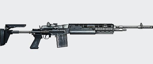 M39 Enhanced Marksman Rifle
