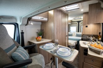 Compass Campervans and Motorhomes