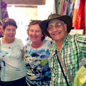 New friends in Uzes France