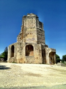 Tour Magne in Nimes France