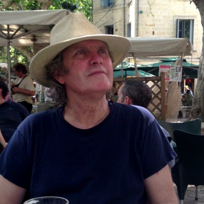 Nicholas from London, in Uzes