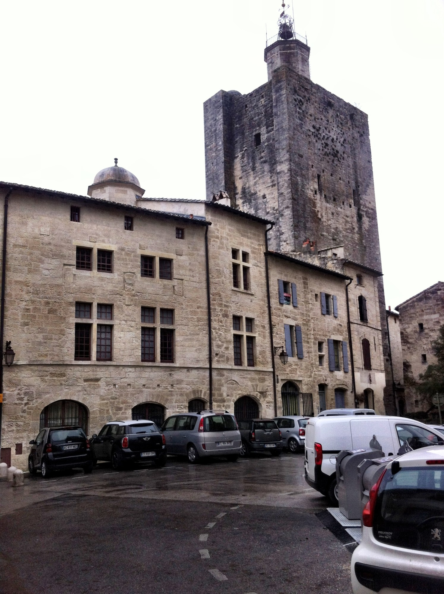 Bishop's Tower - Uzes