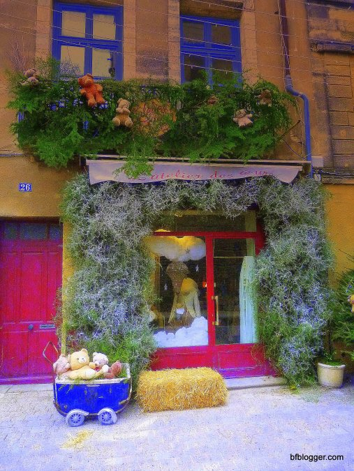 Bobo French fashions at Atelier des Ours are extra-special at Christmas