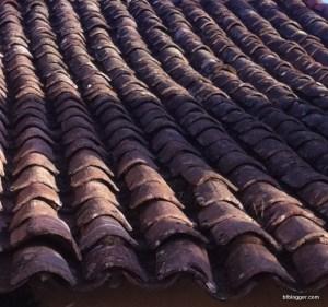 Roof tiles France