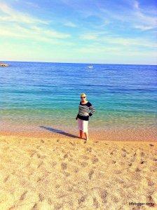 Feet in the Med