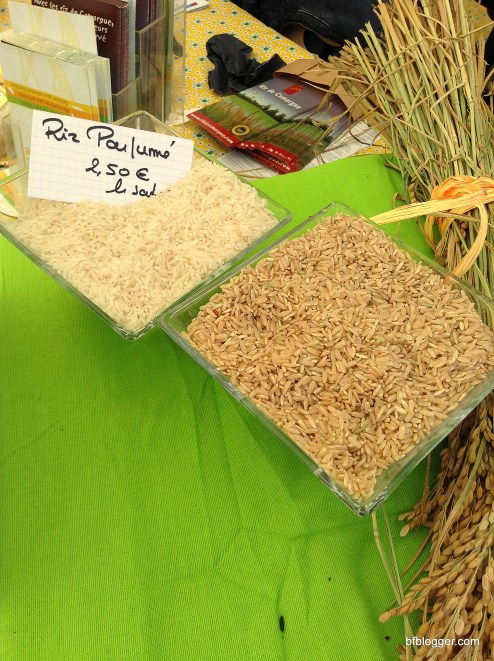 Arles' Feria du Riz