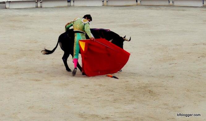 Dance with Death Feria de Nimes 2014