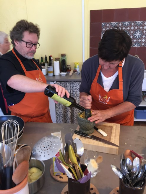 Learn to Cook Provençal