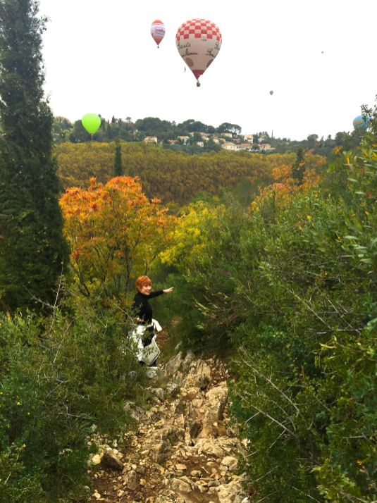 Autumn Weekend Around Uzes