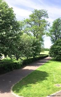 Gardens in Glasgow