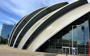 """Armadillo"" in Glasgow"