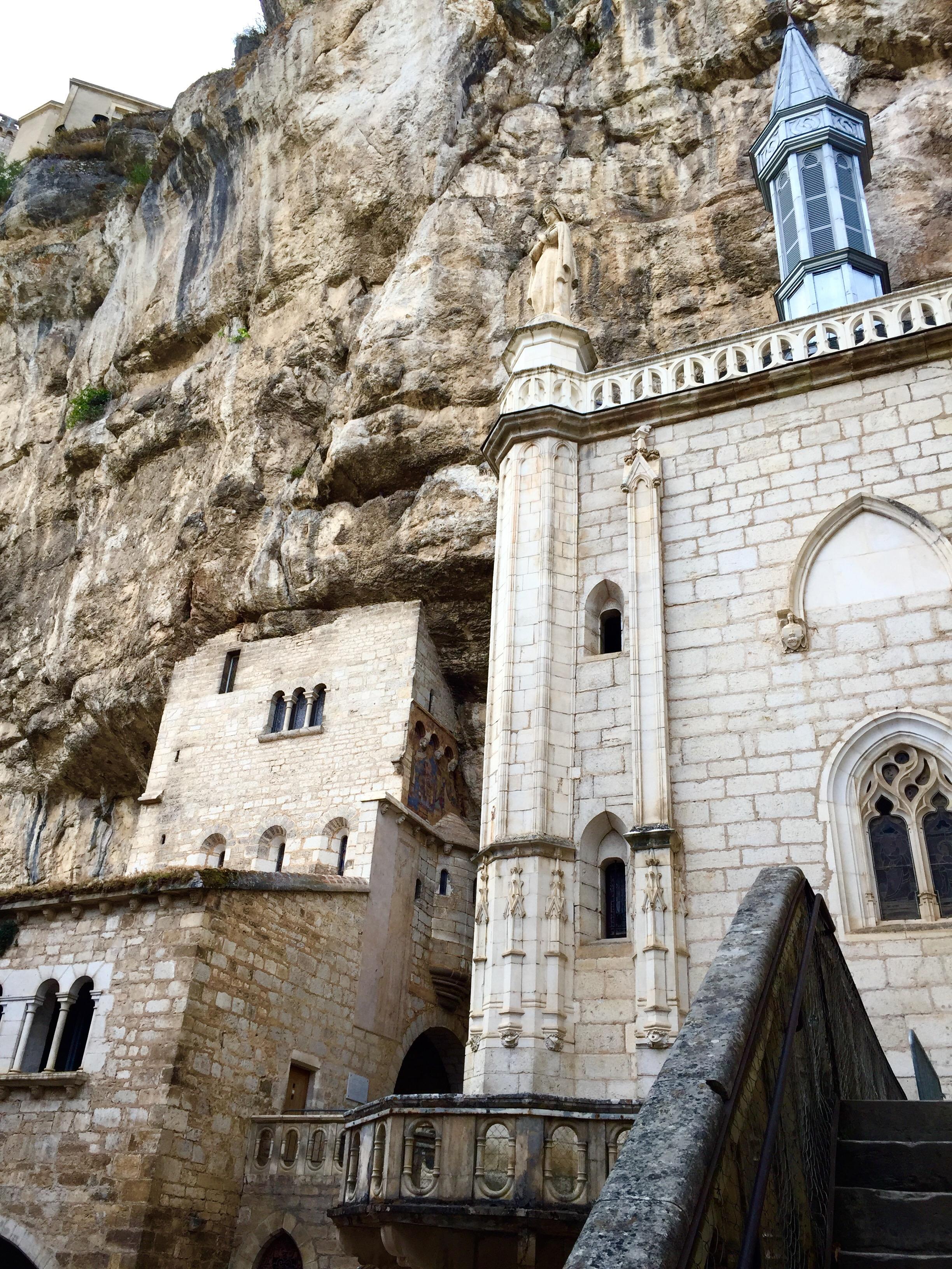 7 Days in Dordogne Rocamadour Barefoot Blogger