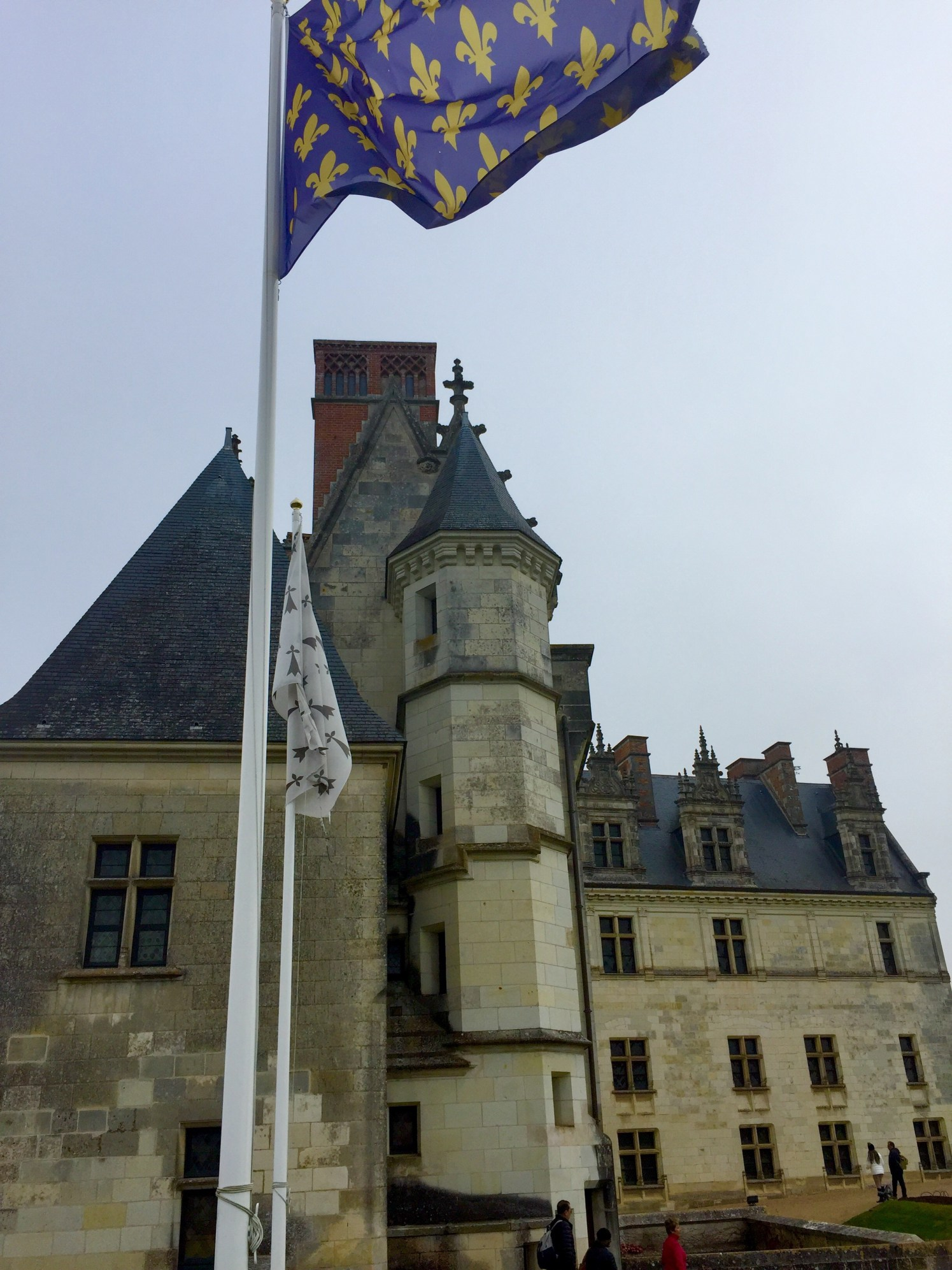 3 Days in the Loire Valley Amboise Barefoot Blogger