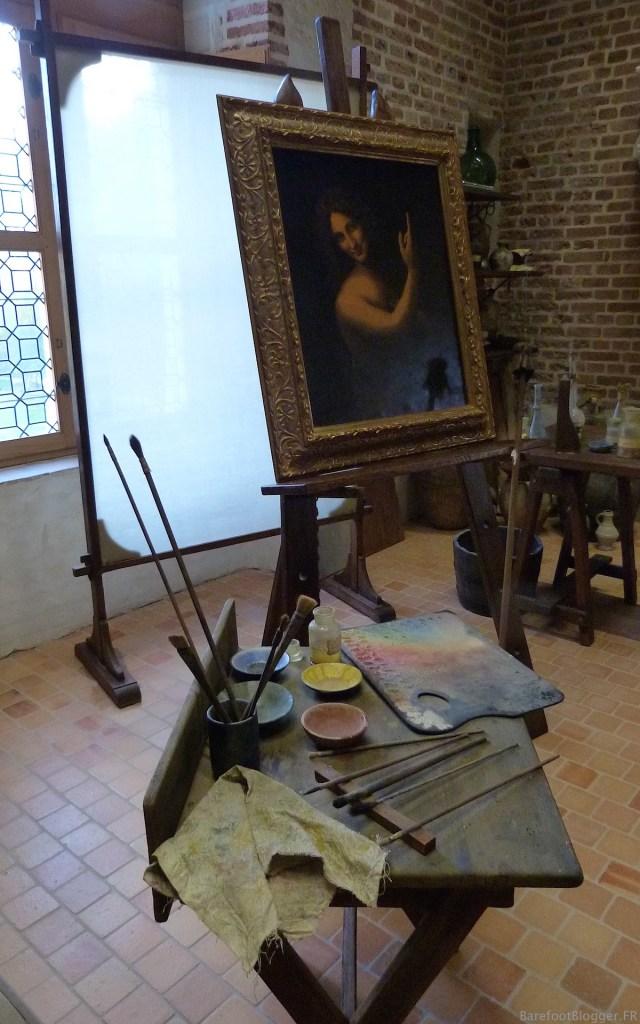 Workshop of Leonardo da Vinci at Chateau Clos Luce
