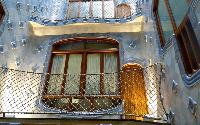 Casa Milá in Barcelona