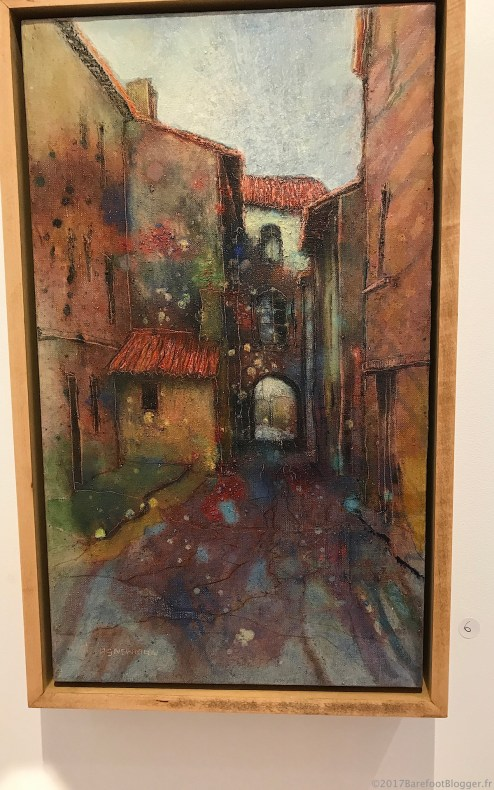 "My new ""Andy Newman"" work of art"