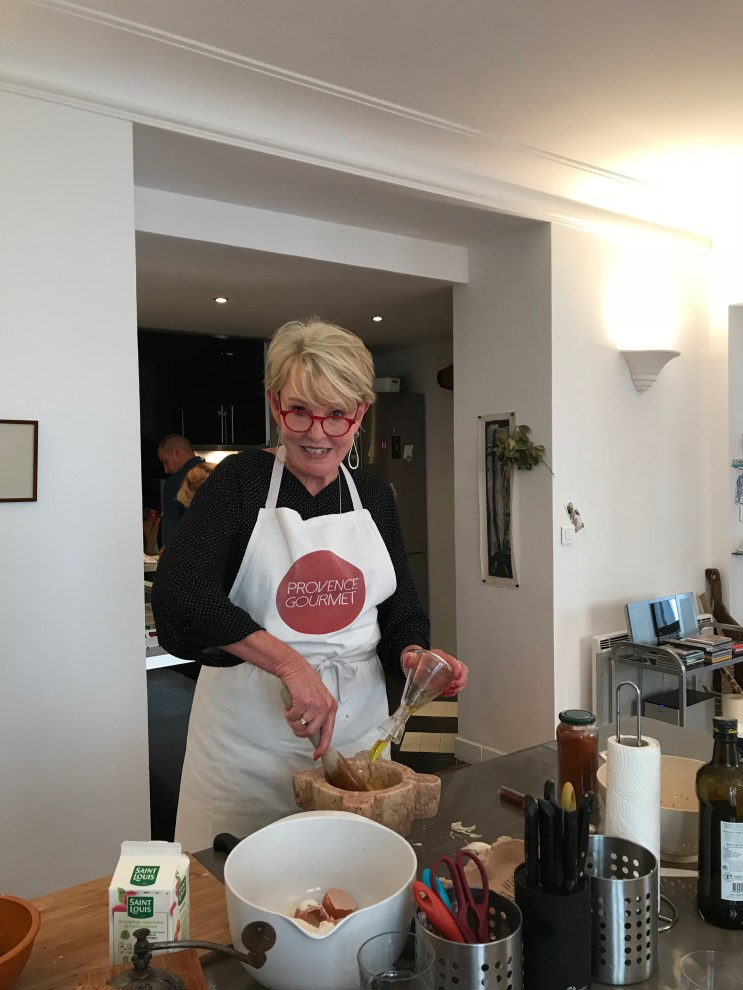 Cooking Class in Marseille