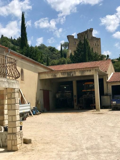 Châteauneuf-du-Pape Wine Tour