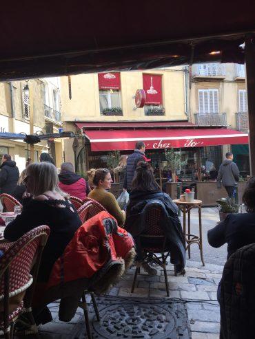 Cozy cafes