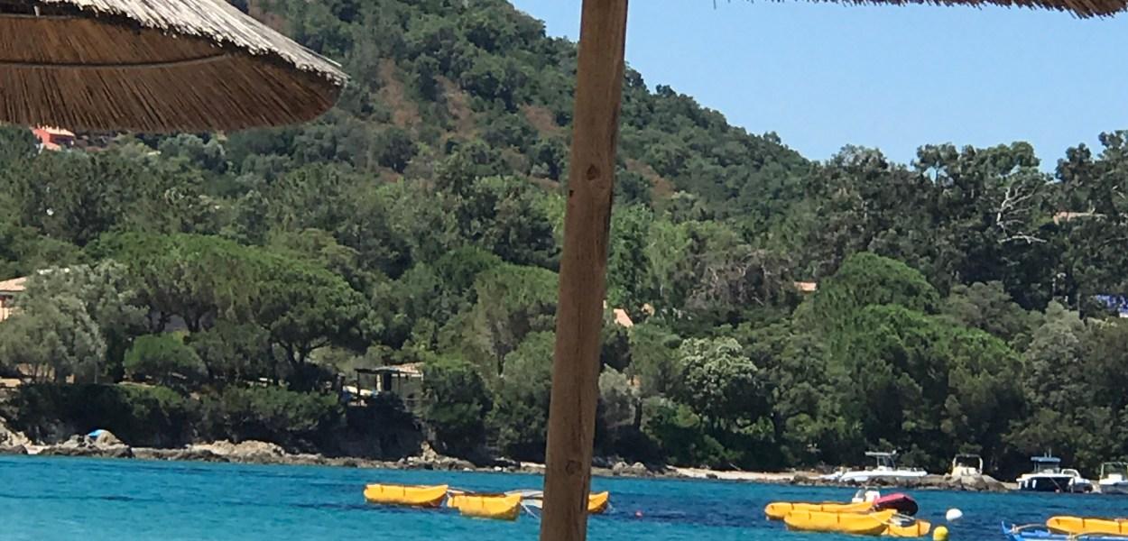 Heat wave in Uzès Go to Corsica