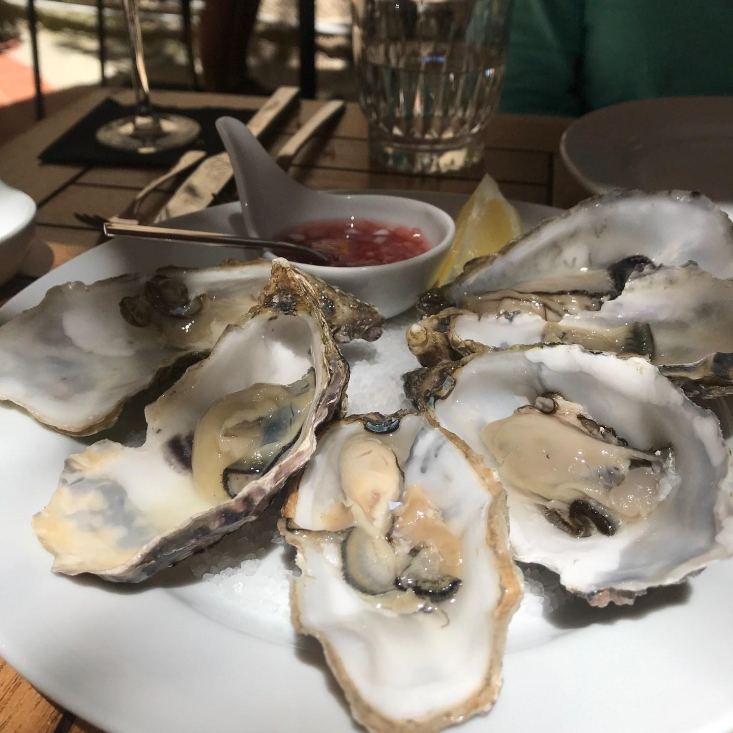 Breton Oysters