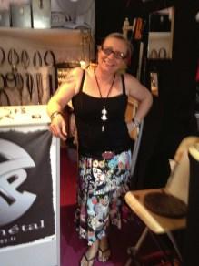 Jewelry designer, Pezenas