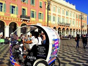 """""""Carita"""" in Place Massena"""