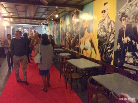 Inside the Cinema in Uzes