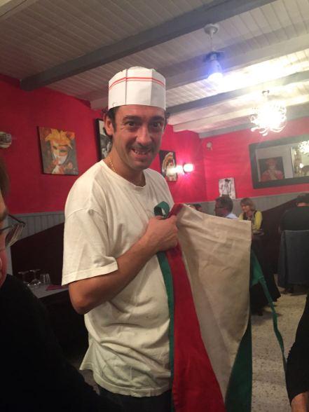 Chef at La Voglia