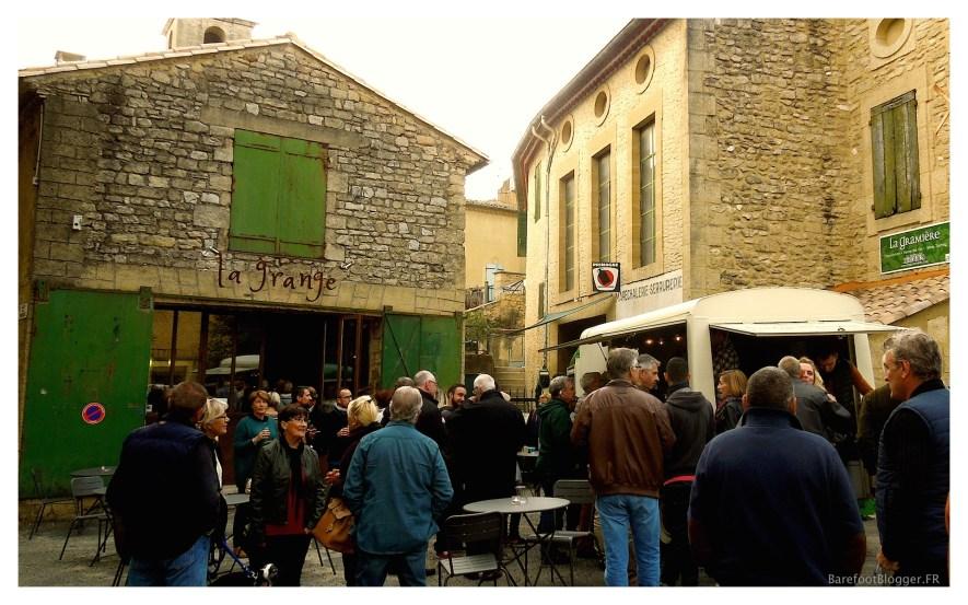 La Grange in Vers Pont du Gard