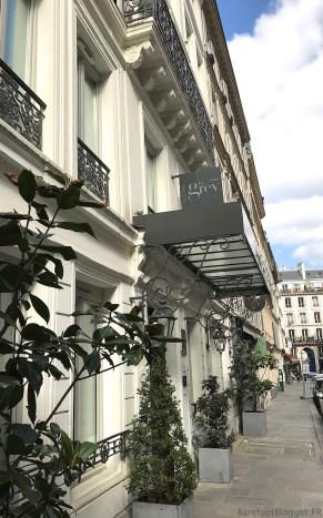 Le Grey Hotel Paris