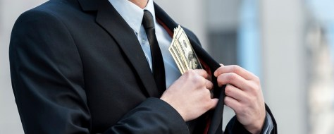 Crime bonds protect against loss from dishonest employees