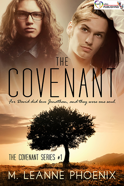 CoverThe Covenant E-Book Cover with logo