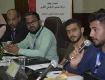 أحد طلاب مؤسسة الصندوق الخيري للطلاب المتفوقين يشارك في مؤتمر طلابي بالأردن