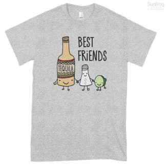 Tequila Best Friends T-Shirt