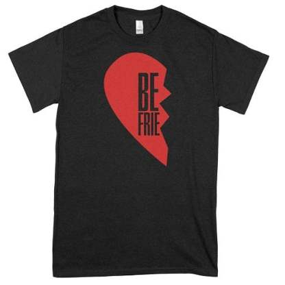 Best Friends Left Side T Shirts
