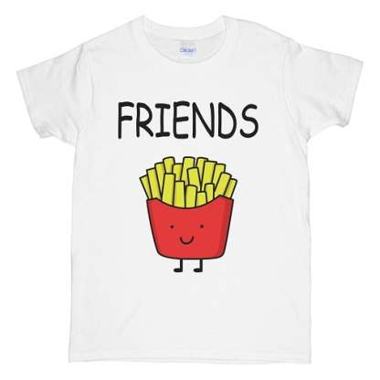 Friends Matching T Shirts For Friends