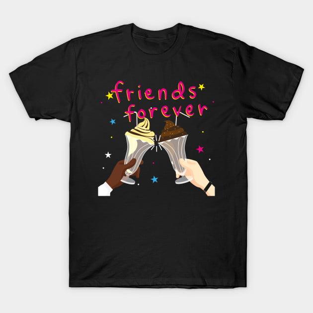 Hands Together Best Friend Shirts