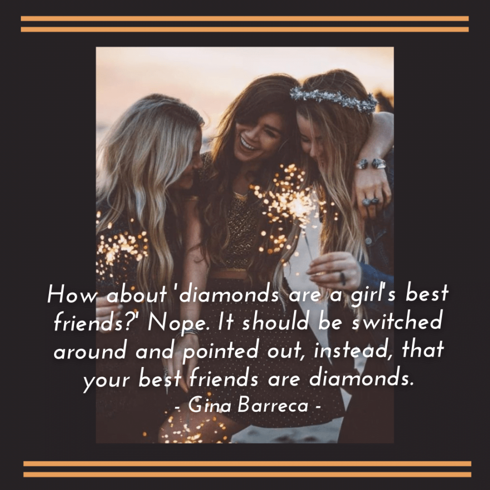 Female Best Friend Quotes For Instagram Captions Pictures