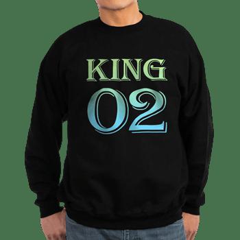 Toxic King 02 Sweatshirt