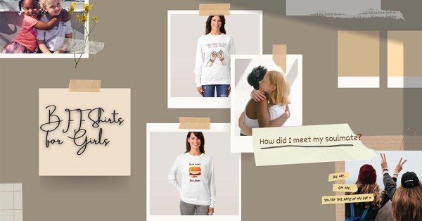BFF Shirs for Girls Banner by bffshirts.com