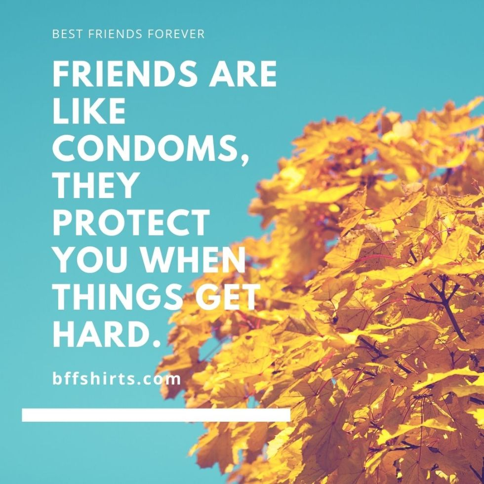 Funny Friends Quotes For Your  Instagram Caption