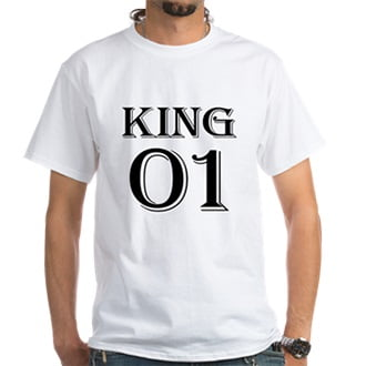 BFF King Shirts for 2 3 4 Friends