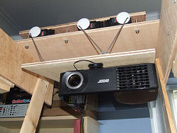 Home Built DIY 3 DOF Flight Simulator Motion Platforms
