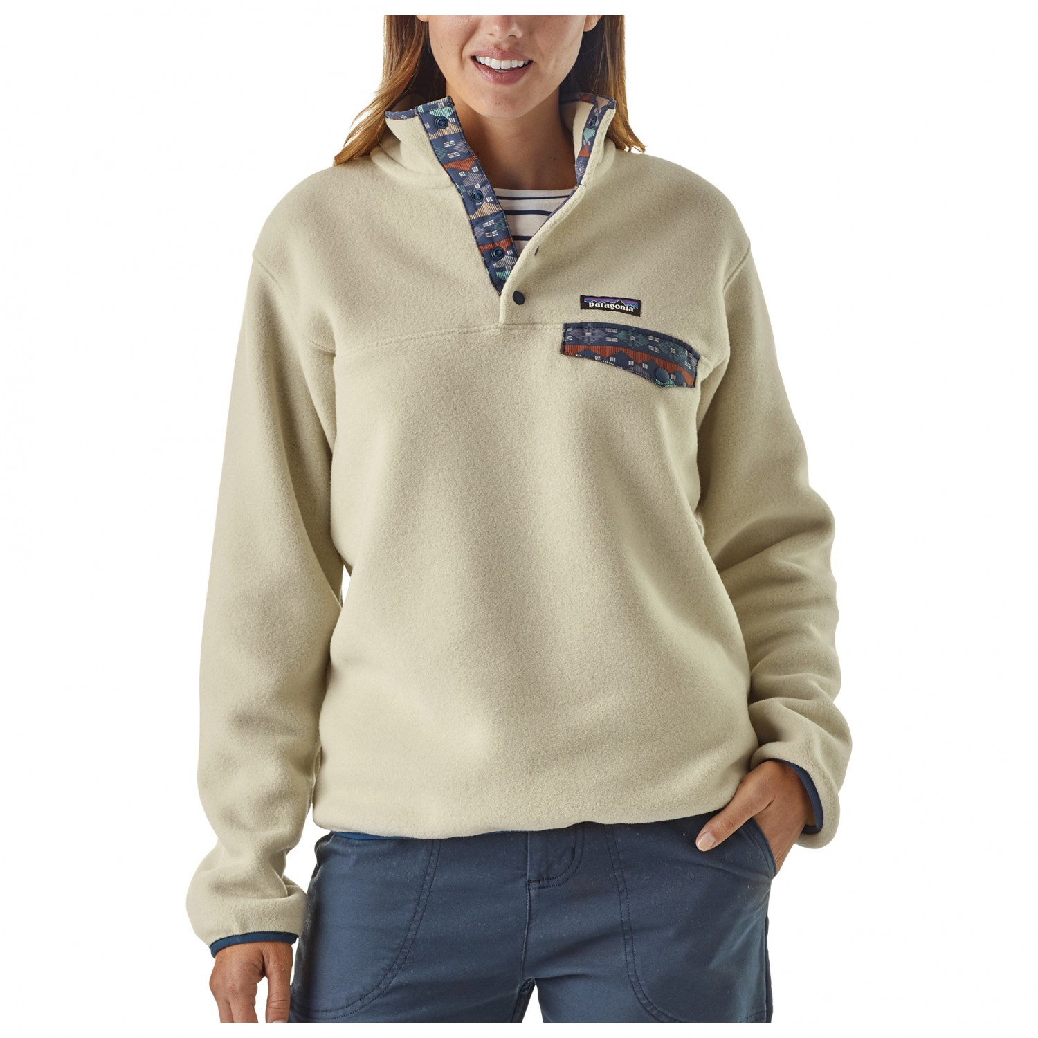 Patagonia Pullover Patagonia Synchilla Snap T Pullover Women 39;s Free Uk