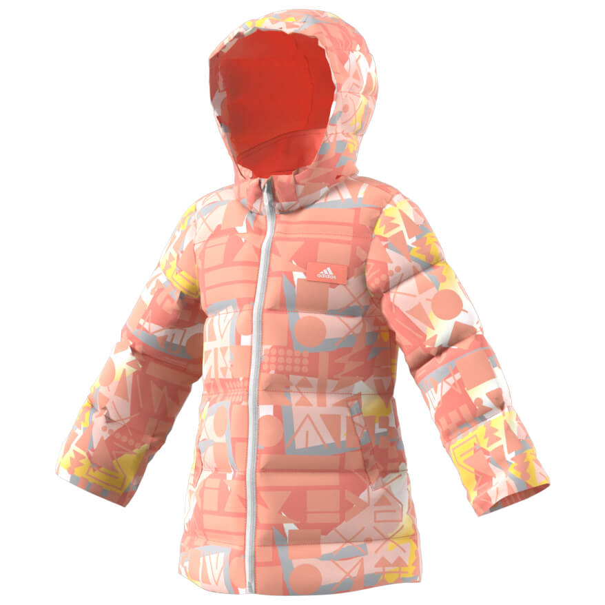 Adidas Lg Pad Girl Jkt  Winter Jacket Girls  Buy Online