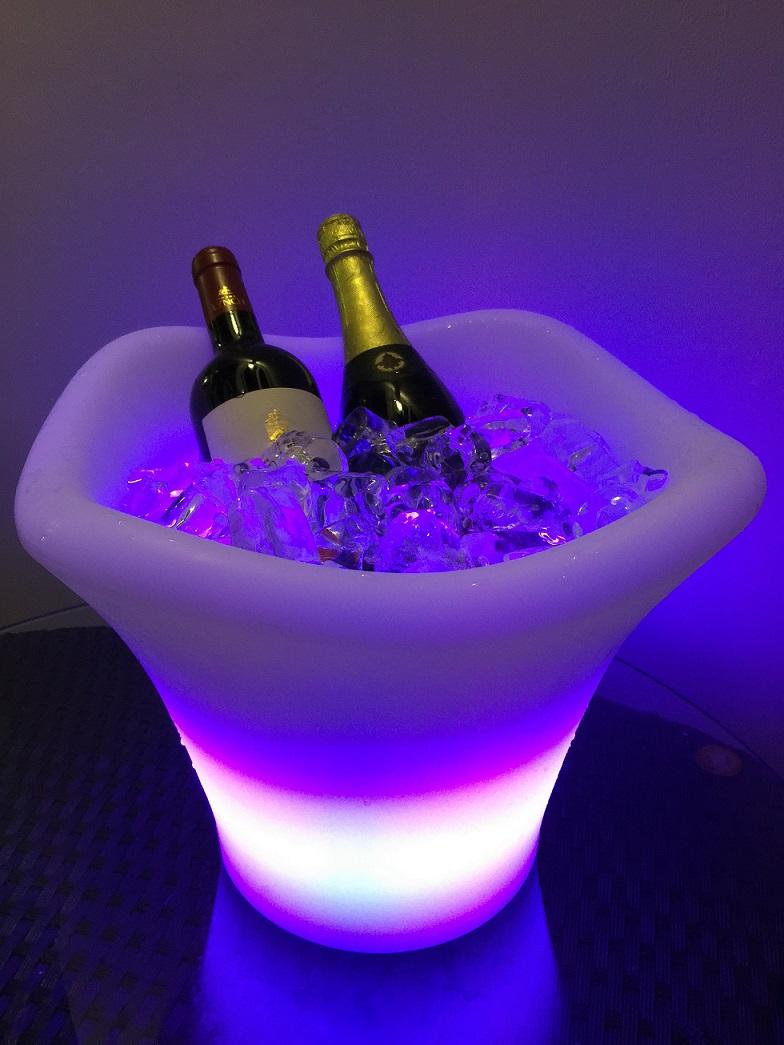 LED Ice Bucket  Outdoor Furniture  BFG Furniture