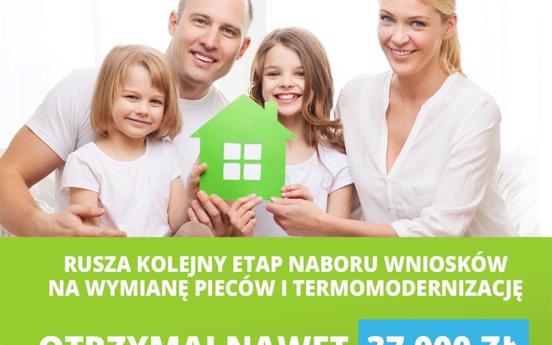 Miasto Bieruń partnerem programu CZYSTE POWIETRZE!
