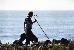 Anne Priest on McNutt's Island