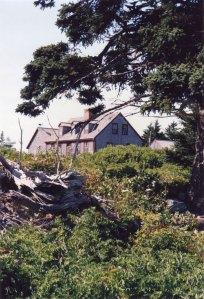 Anne Priest's Nova Scotia house